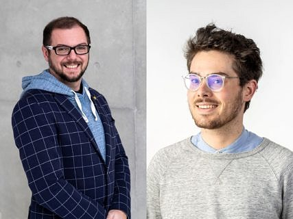 "Towards entry ""Bavarian Ministry of Science gives grants to two junior researchers of the faculty"""