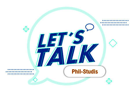 "Towards entry ""New student event: ""Let's talk Phil-Studis"""""
